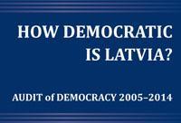 Развитие демократии в ЛАТВИИ